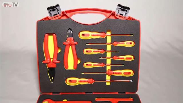Набор электроизолированных инструментов